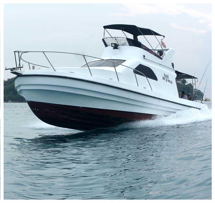 Bali Charter Boat